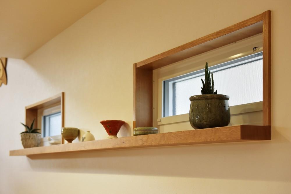 空気が澄む家 (窓)