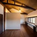 姫路・天満の家 主屋の写真 主寝室