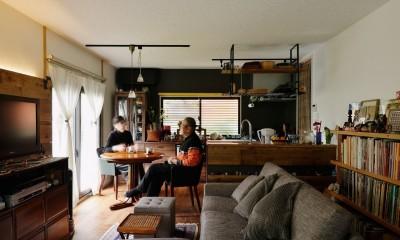 家で楽しく仕事できる、土間のある一軒家