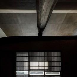 姫路・天満の家 主屋 (書斎(書庫))