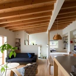 横地の家/趣味を楽しむ平屋の住み家