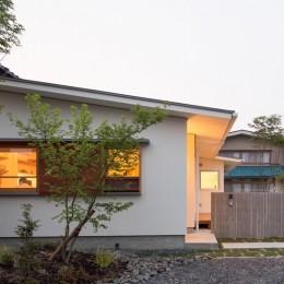 横地の家/趣味を楽しむ平屋の住み家 (外観)