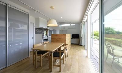 ダイニング・キッチン|House Sequence
