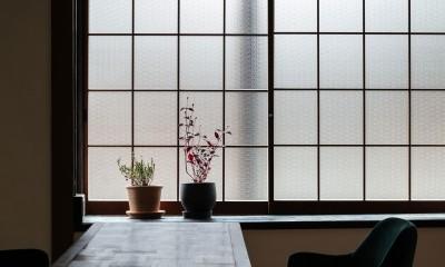 昭和小路の長屋II|賃貸向け京町家のシンプルリノベーション【京都市】