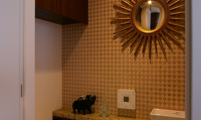 M邸 / 新築マンションのリフォーム (トイレ)