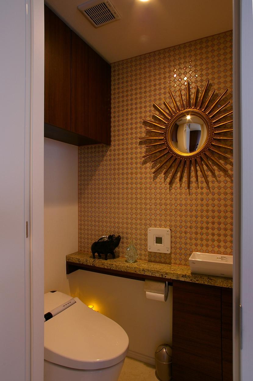 M邸 / 新築マンションのリフォームの部屋 トイレ