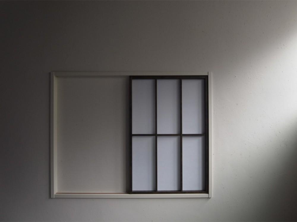 東区の小さな家 (東区の小さな家 障子窓)