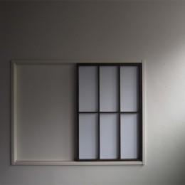 東区の小さな家 障子窓 (東区の小さな家)