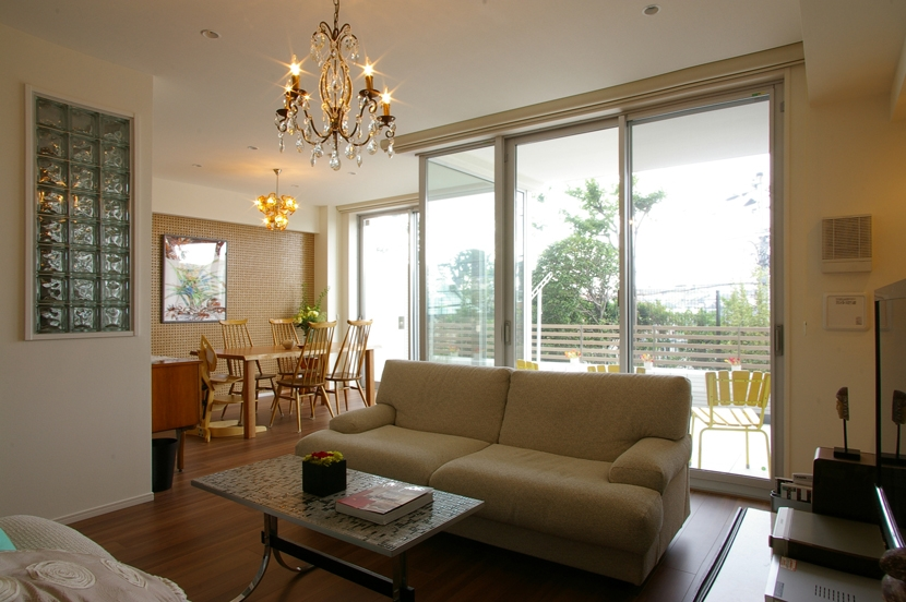 建築家:森吉直剛「M邸 / 新築マンションのリフォーム」