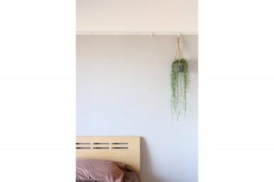 寝室エリア (ナチュラルテイストな男前リノベーション)