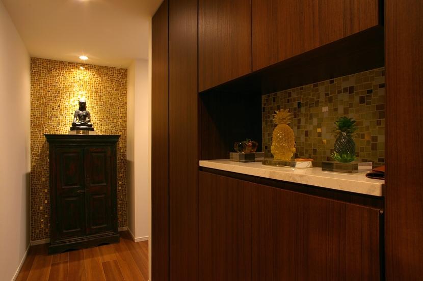 M邸 / 新築マンションのリフォームの部屋 玄関