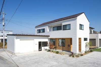 KANNA HOUSE (外観)
