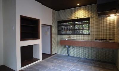 大磯K邸改修 (食堂・台所・2)