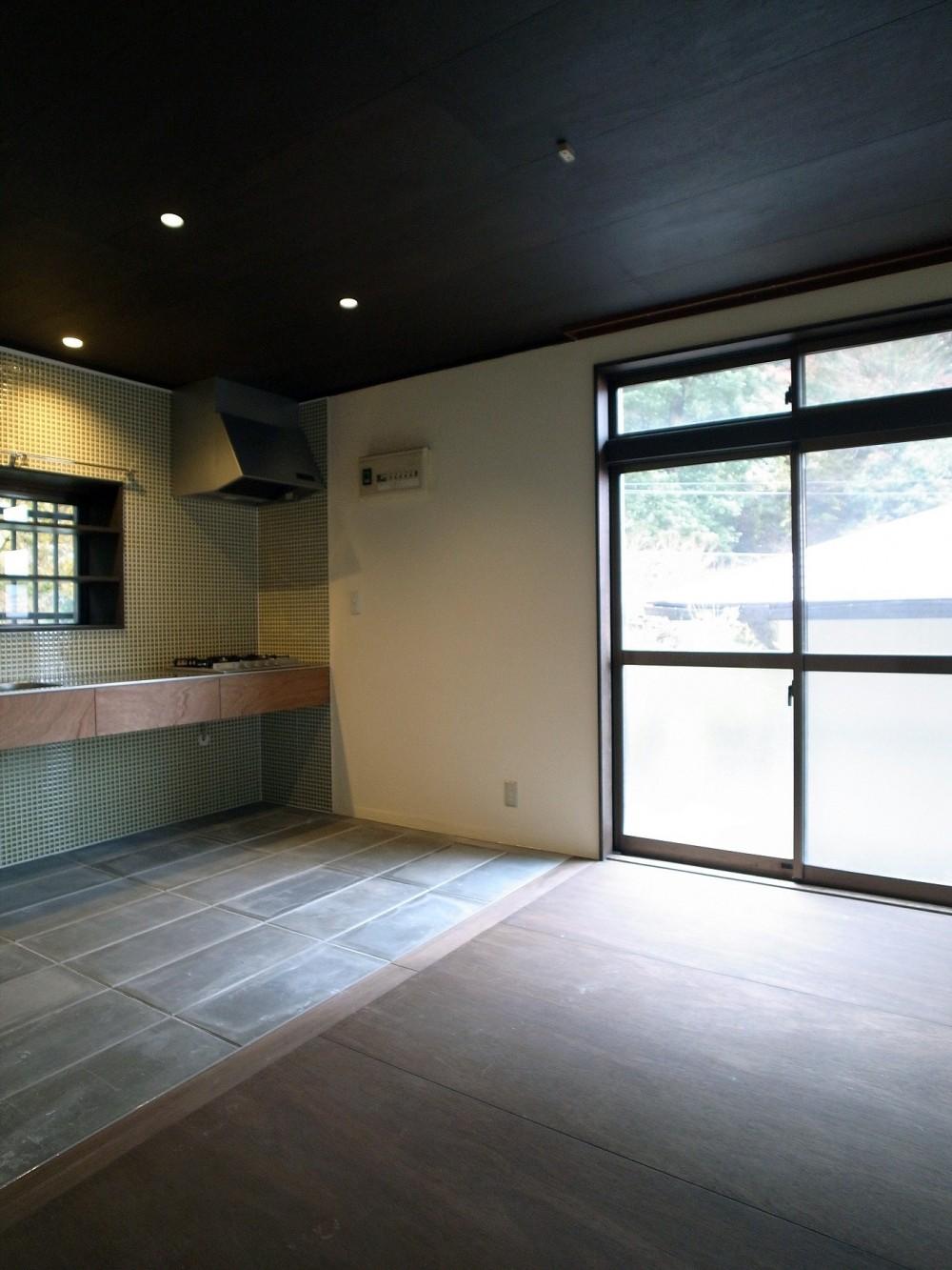 大磯K邸改修 (食堂・台所・3)