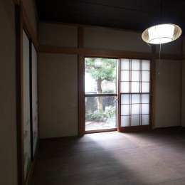 大磯K邸改修 (ゲストルーム(寝室))