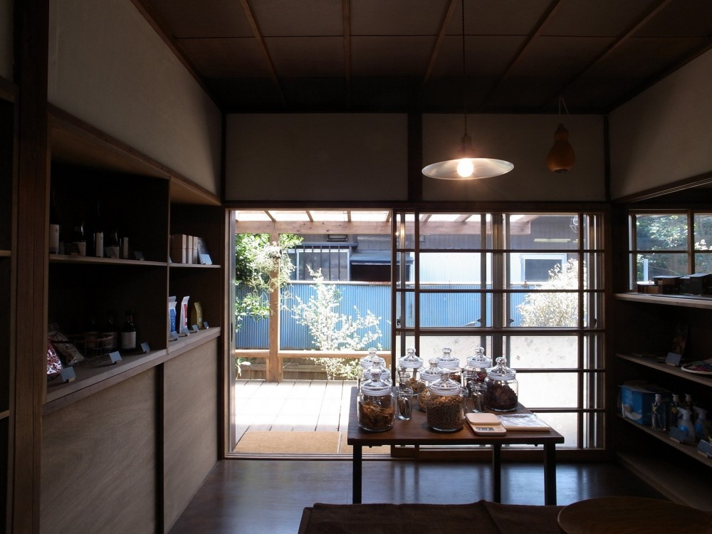 K A M O S U ・ 早田雄次郎建築設計事務所 (店舗・1)