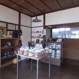 K A M O S U ・ 早田雄次郎建築設計事務所 (店舗・3)