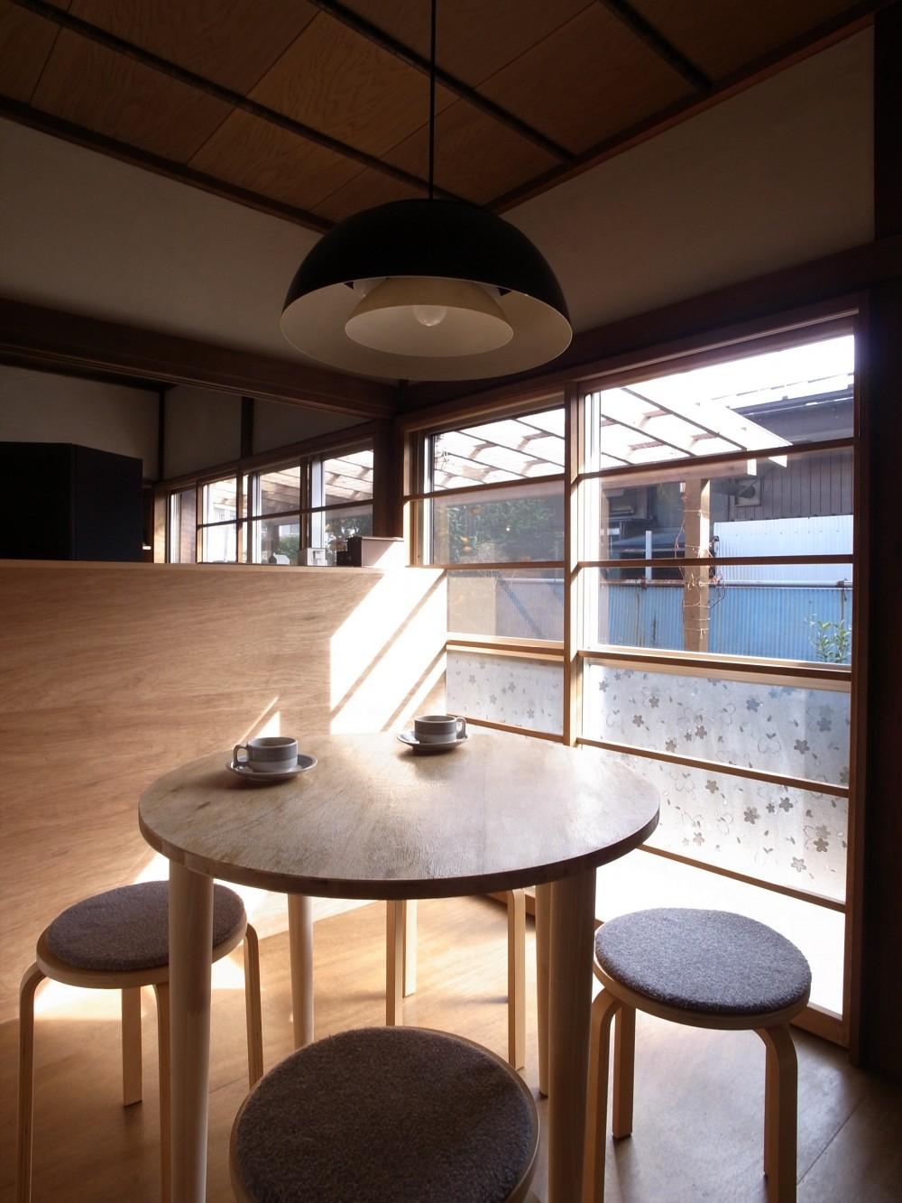 K A M O S U ・ 早田雄次郎建築設計事務所 (事務所打合せスペース)