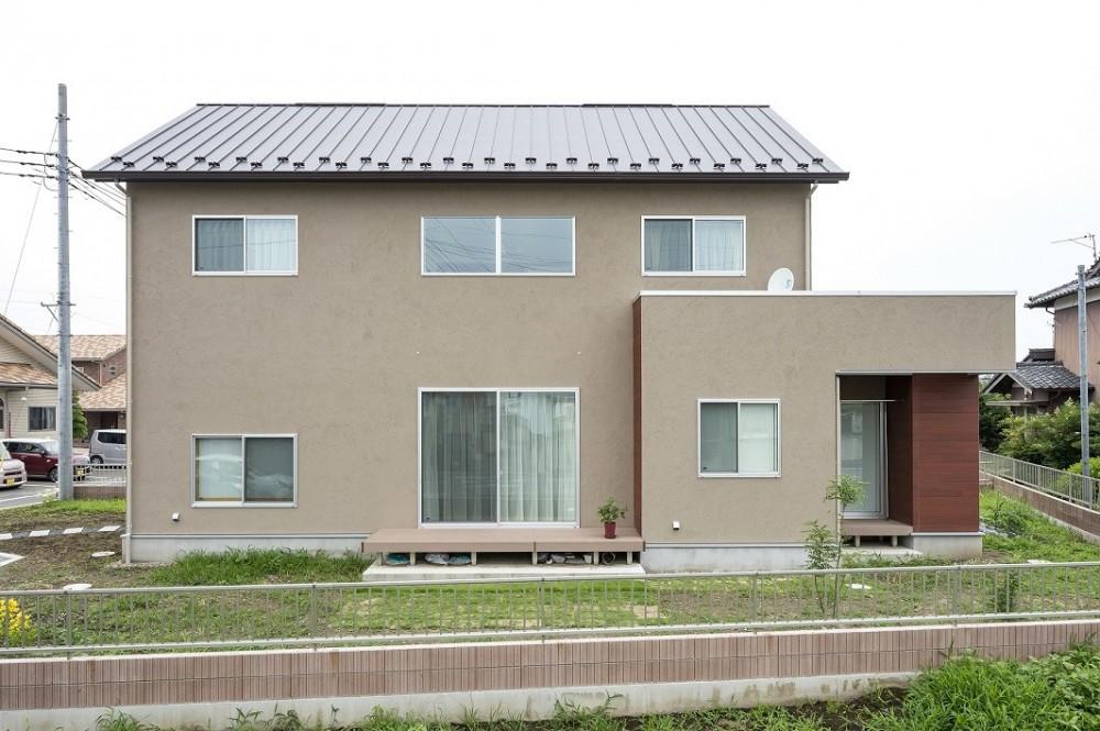 House spin (外観)