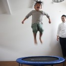 阿倍野の長屋  – 「5段の距離がいい」<リノベーション> –の写真 子ども部屋はロフトに