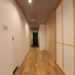 H様邸~マンションリノベーション~ (廊下)
