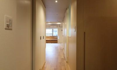 H様邸~マンションリノベーション~ (玄関・ホール)