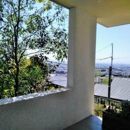 眺望のスカイリビングハウス
