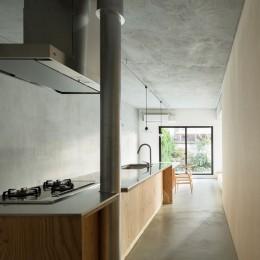 MOR  |  東中野の家