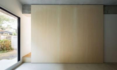 MOR  |  東中野の家 (リンビングダイニング)