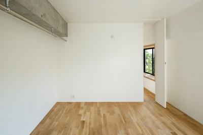 MOR  |  東中野の家 (寝室)