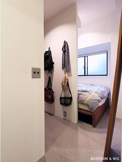 MEN'S KITCHEN (BEDROOM & WIC)