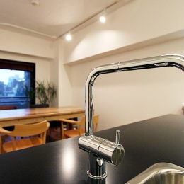 MEN'S KITCHEN (PARTY SINK)
