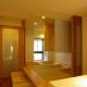 寝室、和室、収納 (T邸 / 風が通り視線が通る、家全体を一日中使える小さな住まい)