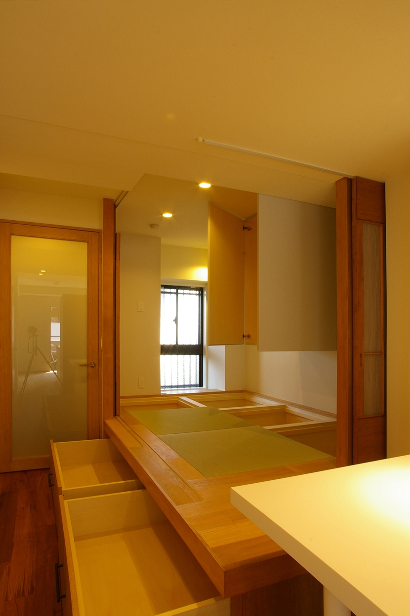 建築家:森吉直剛「T邸 / 風が通り視線が通る、家全体を一日中使える小さな住まい」