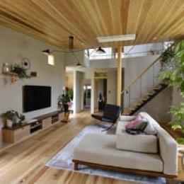 泉州N邸「緩やかに住み、楽しさをプラスして行く住居」