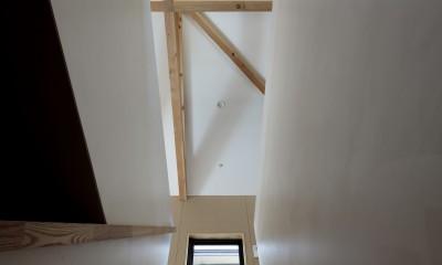 光束の家 (階段)