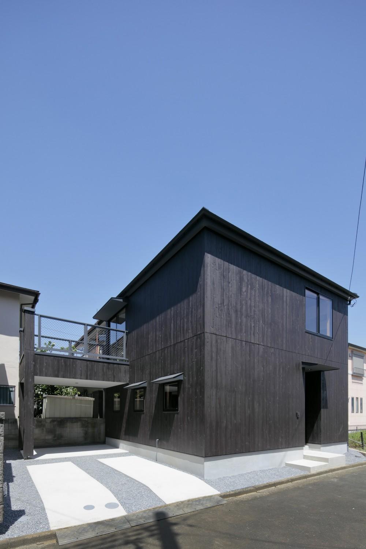 光束の家 (外観)