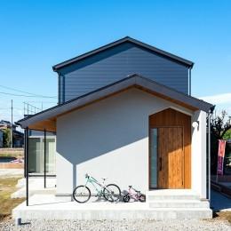 太田の家 (外観)