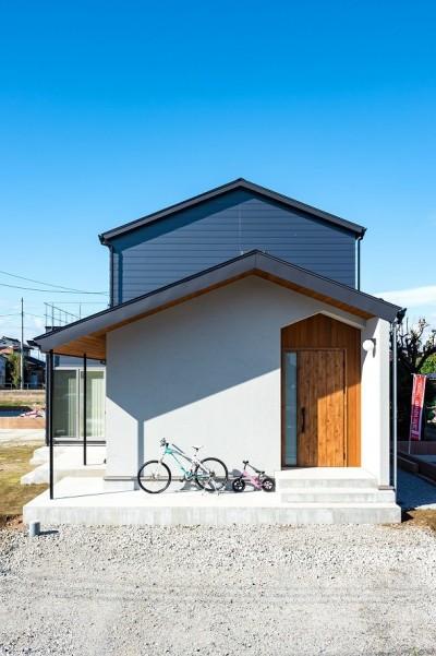 外観 (太田の家)