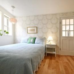 北欧ヴィンテージ インテリアを愉しむ住まい (細部までこだわった癒しのベッドルーム)