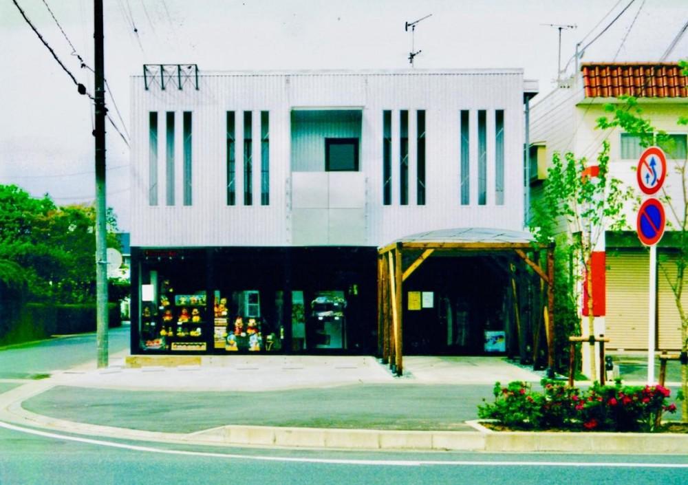くらしのセンター・DAN HOUSE 浜松店 (外観2)