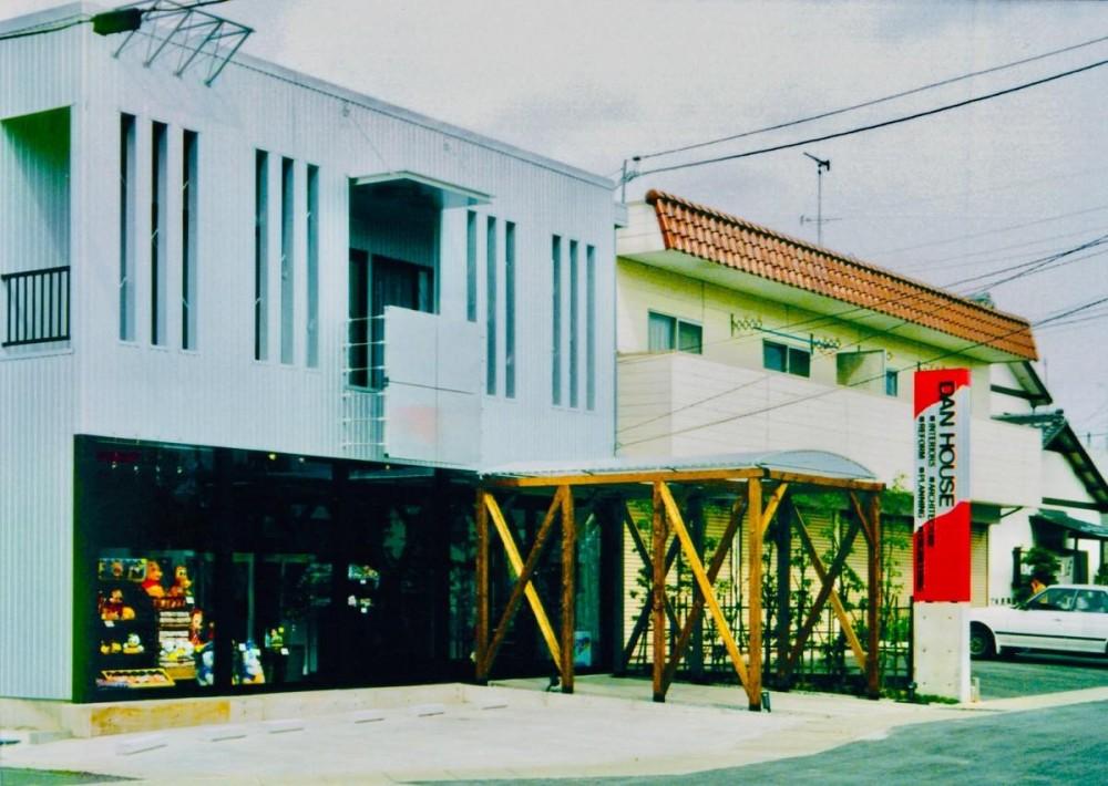 くらしのセンター・DAN HOUSE 浜松店 (外観7)