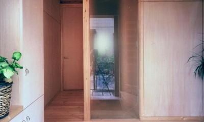 上北沢の家 (内観)
