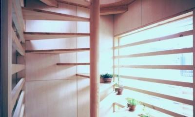 上北沢の家 (内観2)