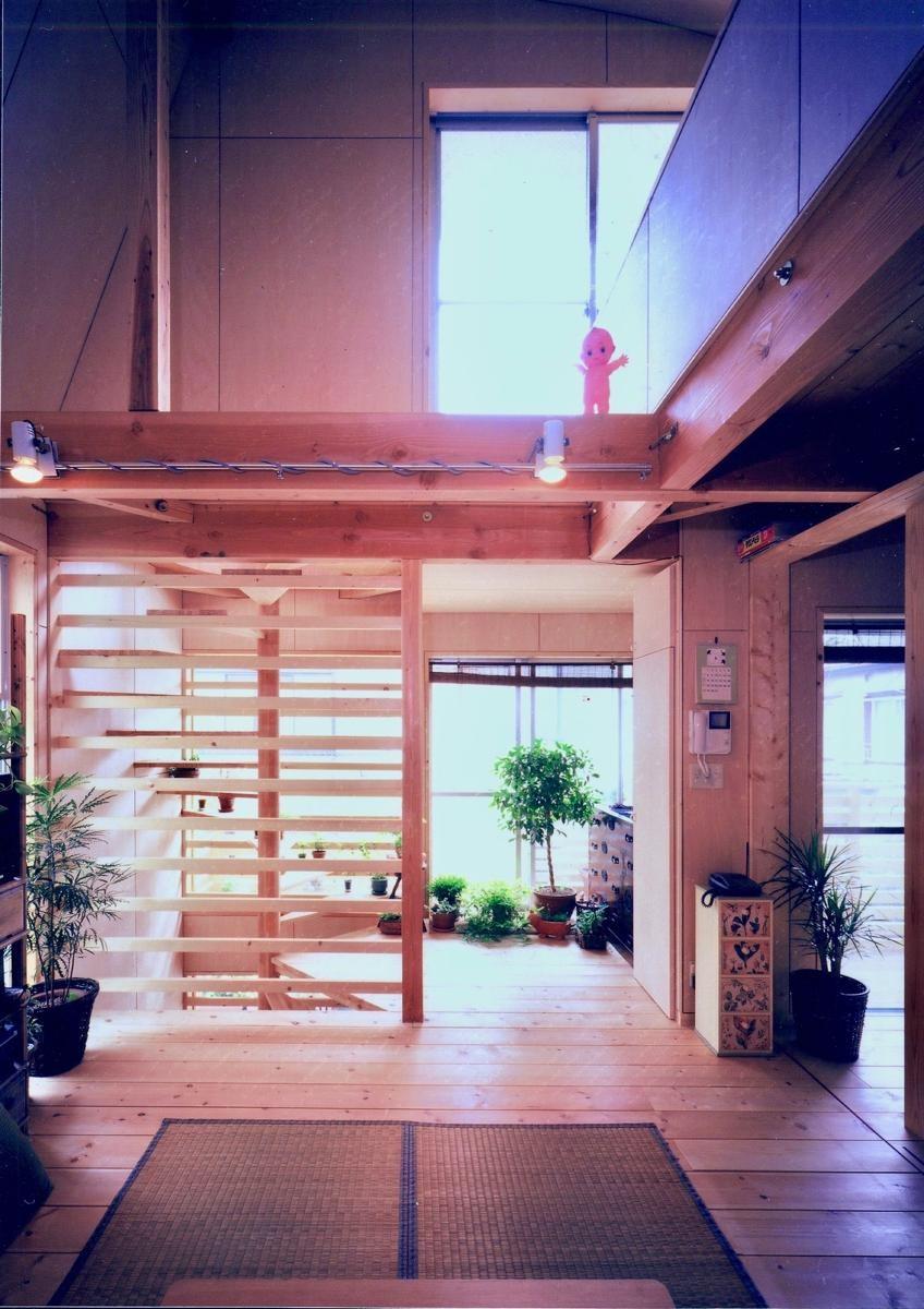 上北沢の家 (内観4)