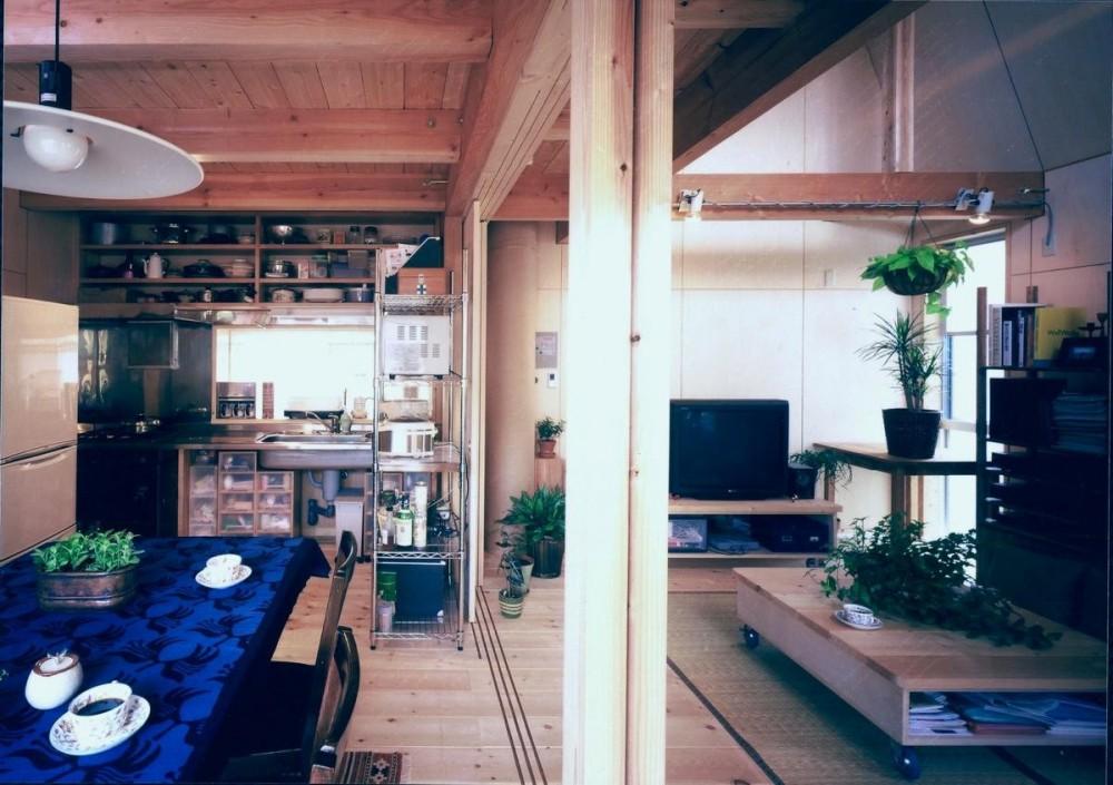 上北沢の家 (内観6)
