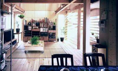上北沢の家 (内観8)