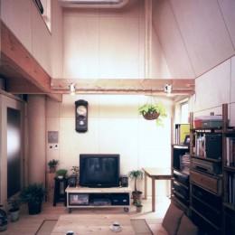 上北沢の家 (内観9)