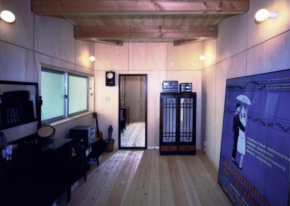 上北沢の家 (内観12)