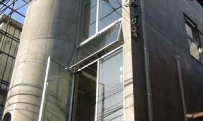 神宮前・CURE+MA_House (外観2)